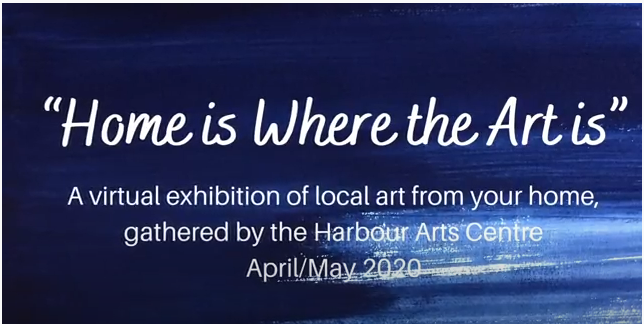 Home is where the Art is exhibition - April/May 2029
