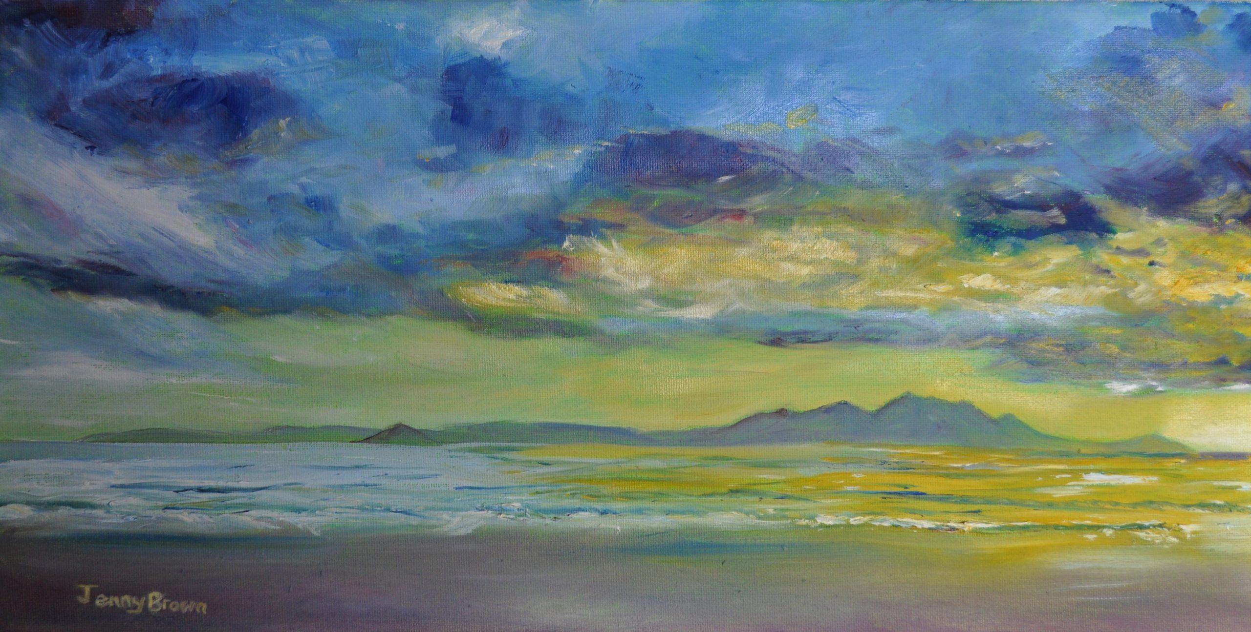 Jenny Brown Art