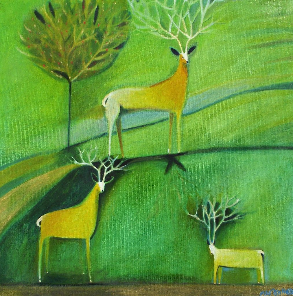 Maree Hughes Artist